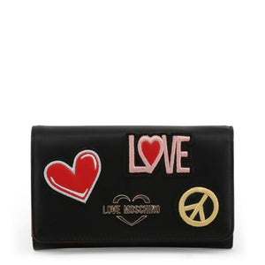 Love Moschino - LMB79 - black / NOSIZE - Wallets