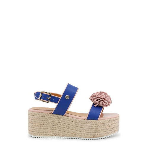 Love Moschino - LMS111 - blue / 40 - Wedges