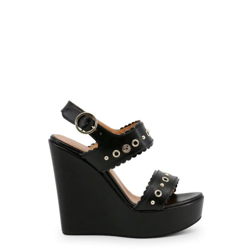 Love Moschino - LMS112 - black / 36 - Wedges