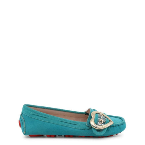 Love Moschino - LMS130 - blue / 35 - Moccasins