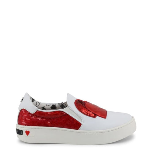 Love Moschino - LMS17 - white / 35 - Sneakers