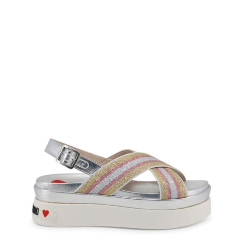 Love Moschino - LMS3 - grey / 35 - Wedges