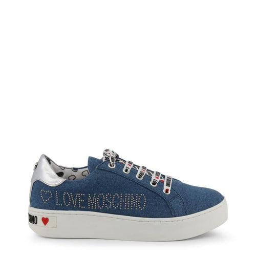 Love Moschino - LMS33 - blue / 35 - Sneakers