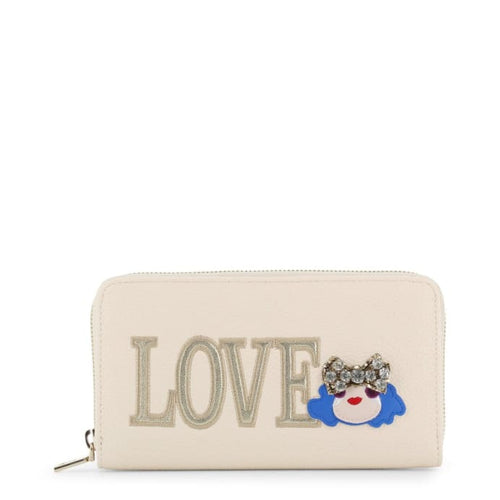 Love Moschino - LMW100 - white / NOSIZE - Wallets