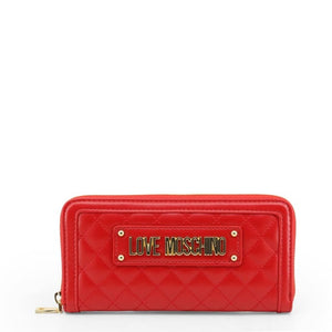 Love Moschino - LMW27 - red / NOSIZE - Wallets