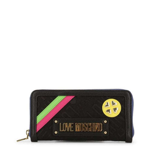 Love Moschino - LMW45 - black / NOSIZE - Wallets
