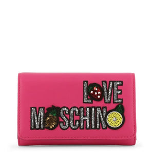 Love Moschino - LMW48 - pink / NOSIZE - Wallets
