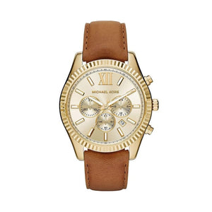 Michael Kors - MK8447M - brown / NOSIZE - Watches