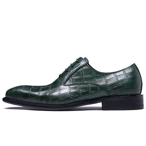 Normin - Green / 7 - Mans Shoes