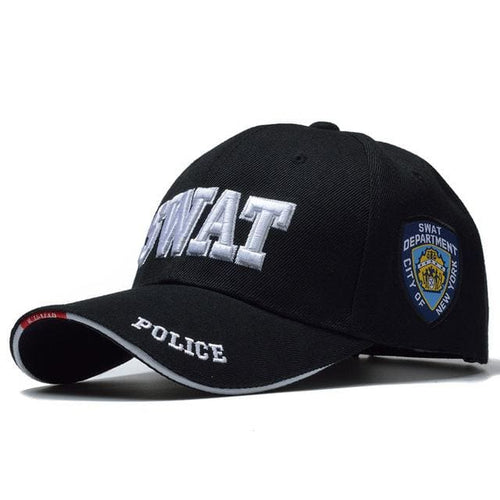SWAT POLICE - SWAT letter - Hats
