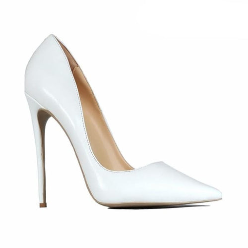 Whitewine - White 12cm / 3.5 - Shoes