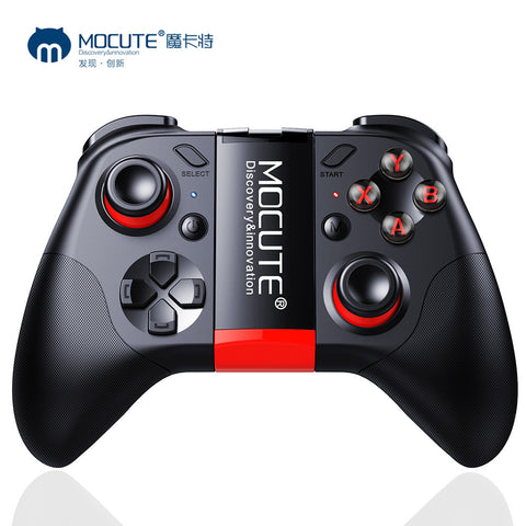 10PCS MOCUTE VR Game Pad Android Joystick Bluetooth Controller Selfie Remote Control Shutter Gamepad for PC Smart Phone Holder