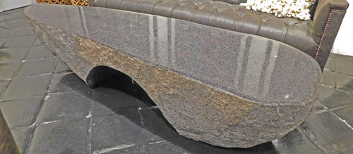 Gimme Shelter Stone Coffee Table
