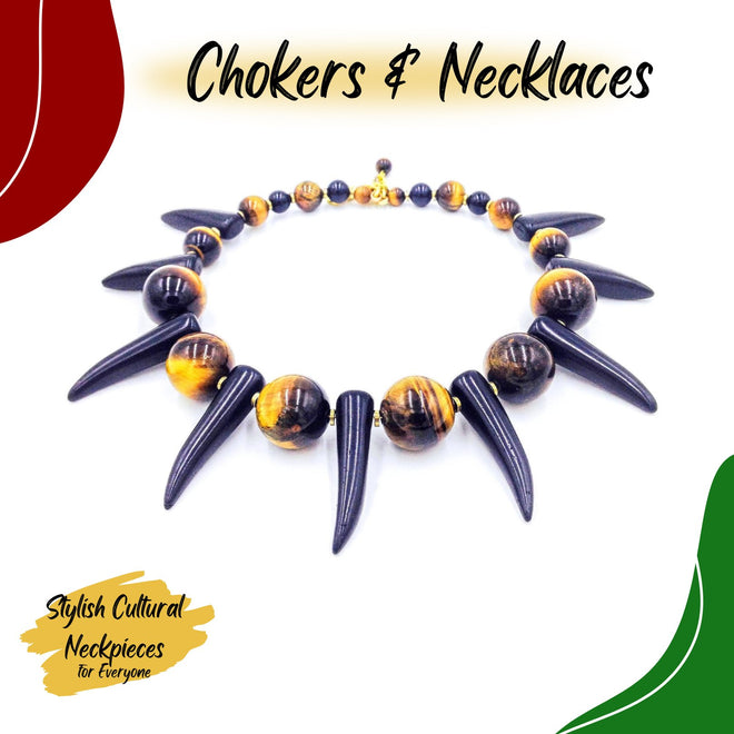 Necklaces and Chokers