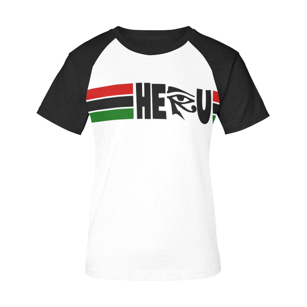 HERU™ Ladies' Raglan Tee