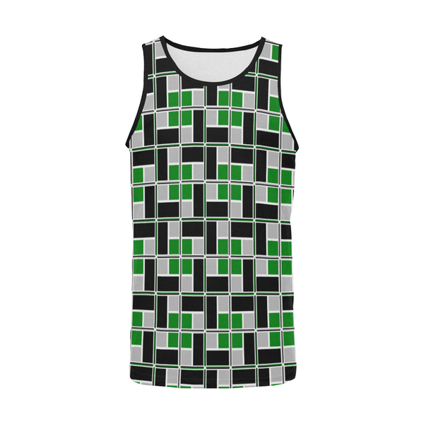 Rec-Tech (Green) Tank Top