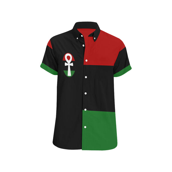 RBG Ankh Short Sleeve Casual Shirt