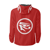 Eye of Ra Windbreaker (Red/White)