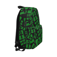 Ankh Life (Green) Classic Backpack