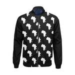 Africa Pattern Track Jacket