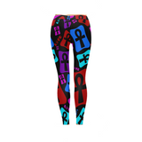 Ankh Life (Multicolor) Leggings