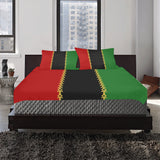RBG Ankh 3-Piece Bedding Set