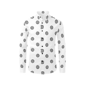 Afri-Transformation I Printed Casual Dress Shirt