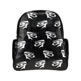 Eye of Ra Leather Backpack