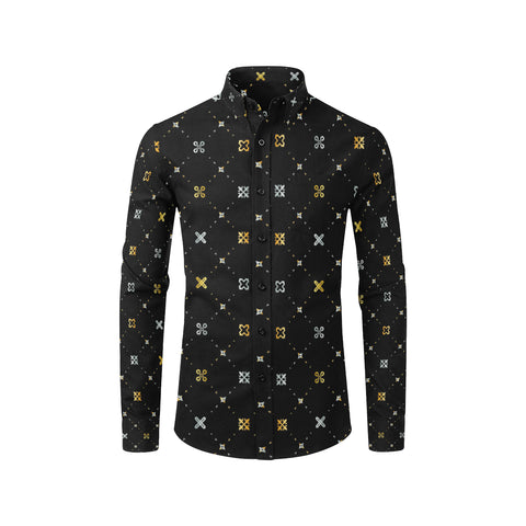 Adinkra (Multiple) Mens' Dress Shirt