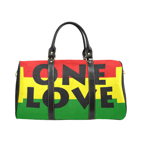 RASTA One Love Waterproof Travel Bag (Large)