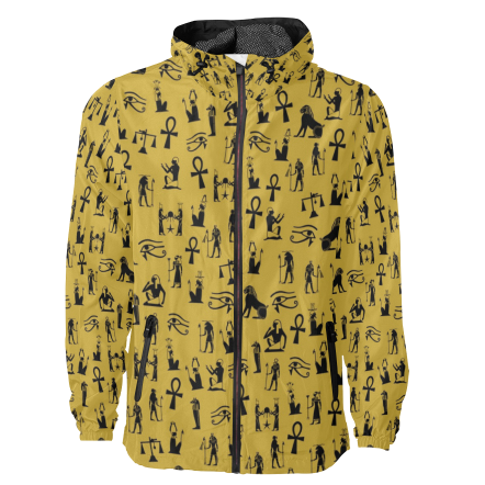 Mdw Ntchr Windbreaker (Gold)