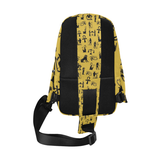 Mdw Ntchr (Gold) Over-the-Shoulder/Chest Bag