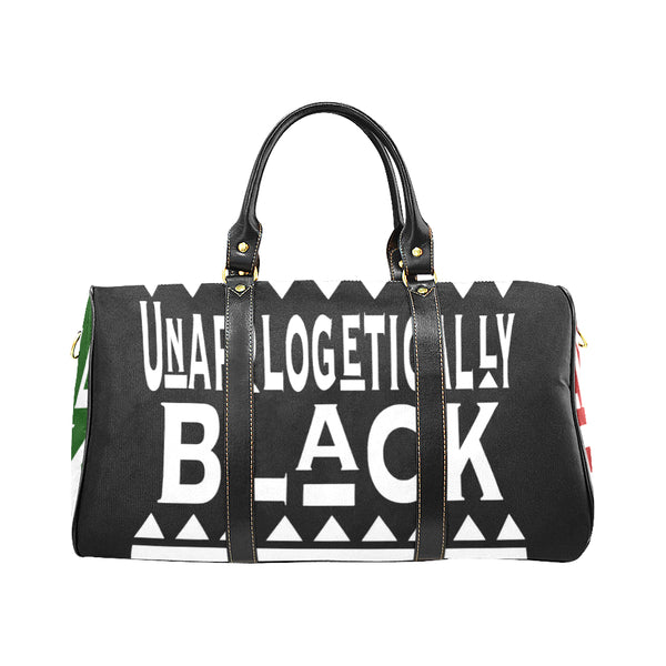 Unapologetically Black Travel Bag (Large)