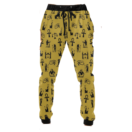 Mdw Ntchr (Gold) Jogger Pants
