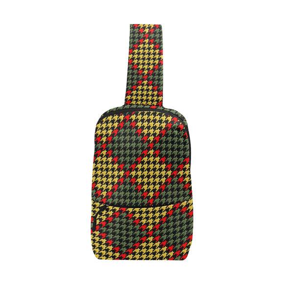 Rasta Tweed™ Shoulder/Chest Bag