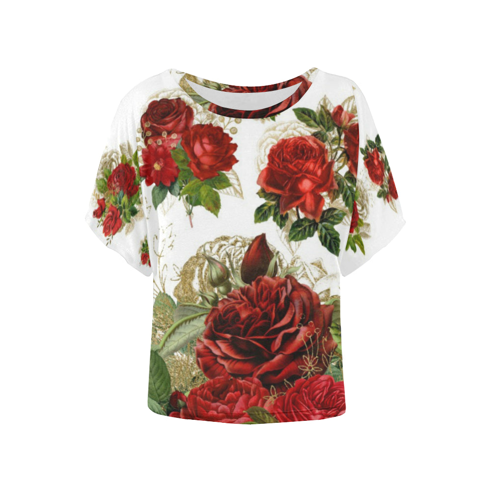Rose Collection™ Batwing Shirt