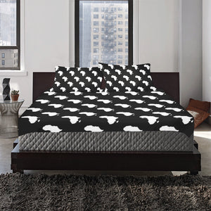 Africa 3Pc Bed Set (One Size)