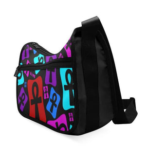 Ankh Life (Multi Color) Messenger Bag