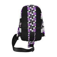 Rec-Tech™ Chest Bag (PURPLE)