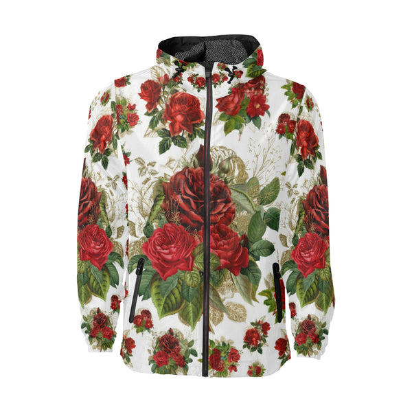 Rose Collection Windbreaker