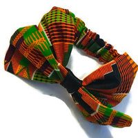 Kente Baby Head Band