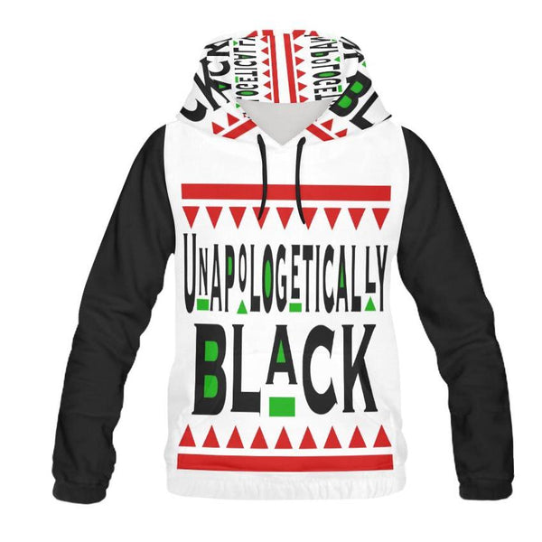 Unapologetically Black Soft Hoodie (Men)