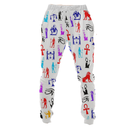 Mdw Ntchr (Multi Color) Joggers