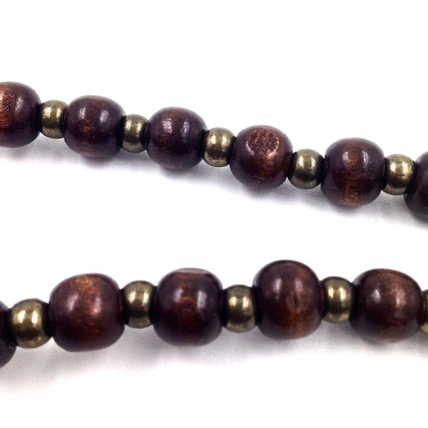 Ebony Brown & Bronze Ankhlace™