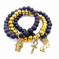KMT Bracelet Set (Gold)