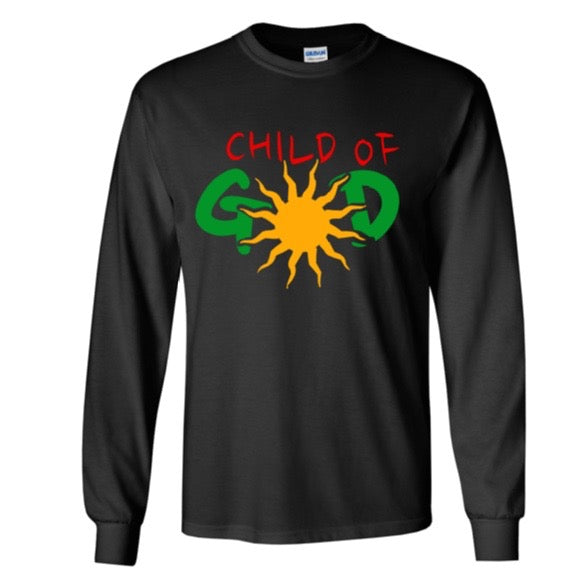 Child of {God} the Sun (Long Sleeve) (Men)