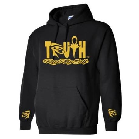 Nu Truth -Know Thyself ™ - (Hooded Sweatshirt)