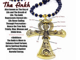 Black Onyx Ankhlace™ of Life II