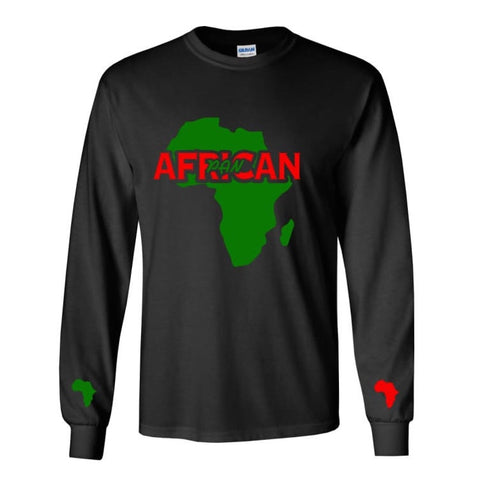 Pan-African (Long Sleeve) (Men's/Unisex)