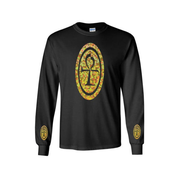 Holographic Ankh (Long Sleeve)